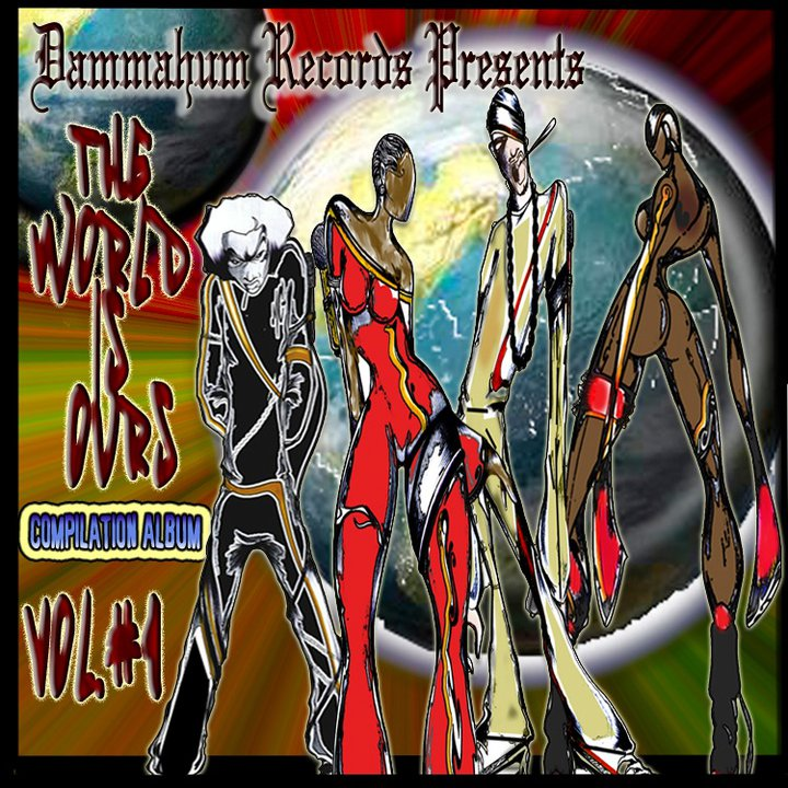 Dammahum Records Comp Vol 1 image